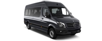 Private Car Transportation To Vail - Mercedes Sprinter Van
