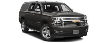 Private Car Transportation To Vail - 2016 Suburban LTZ
